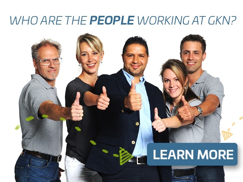 Who are the people working at GKN?